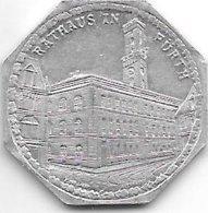 *notgeld Nurnberg 20 Pfennig ND Zn 10406.32 Rathaus Furth - [ 2] 1871-1918: Deutsches Kaiserreich