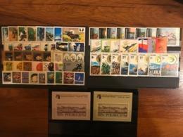 Poland 1973 Complete Year Set With Souvenir Sheets Basic MNH Perfect Mint Stamps . 62 Stamps And 2 Souvenir Sheets - Années Complètes