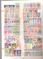 Bel Ensemble D'Ethiopie - Obl/gest/used (quelques X/MH) - Tous Différents - CV: +/- 425.00€ (à Voir 3 Scans) - Ethiopie