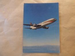 GULF AIR TRISTARD     AIRLINE ISSUE / CARTE COMPAGNIE - 1946-....: Era Moderna