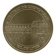 Monnaie De Paris , 2019 , Chenonceaux , Château , Val De Loire - Monnaie De Paris