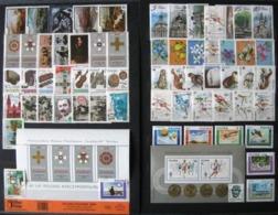 Poland 1984 Complete Year Set With Souvenir Sheets Basic MNH Perfect Mint Stamps. 61 Stamps And 2 Souvenir Sheets . - Années Complètes