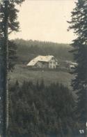 VOSGES  Maison Forestiere Du GROSMANN ( Carte Photo) - Francia