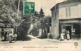 91 - Essonne - MONTGERON - 912700 - Avenue De La Villa - Montgeron