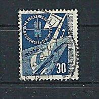 Germany , FRG ,  Michel-No. 170 , Postmarked (as Per Scan) VFU - [7] République Fédérale