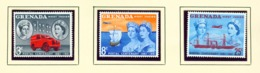 GRENADA - 1961 Stamp Centenary Set Unmounted/Never Hinged Mint - Grenada (...-1974)