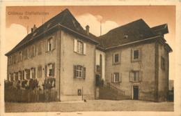 68 Haut Rhin :  Château Staffelfelden O.Els  Réf 7422 - Unclassified