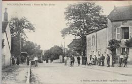 Bologne Route De Saint Dizier - Andere Gemeenten