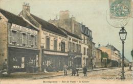 91 - Essonne - MONTGERON - 912706 - Rue De Paris - Le Centre - Montgeron