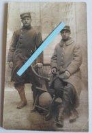 1915 Chasseurs à Pieds 31 Eme Bataillon Chassbi Tranchées Poilus Ww1 1WK 1914-1918 14-18 - Guerra, Militari
