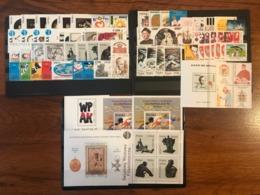 Poland 1992 Complete Year Set With Souvenir Sheets Basic MNH Perfect Mint Stamps. 60 Stamps And 6 Souvenir Sheets - Années Complètes