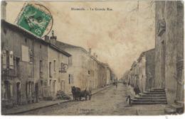 54  Blainville  La Grande Rue - France