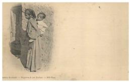 Sahara Algerien Negresse & Son Enfant - Women