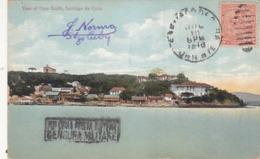 Santiago De Cuba - Cayo Smith - 1916       (A-122-190303) - Altri