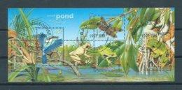 1999 Australia Complete M/Sheet Animals,dieren,tiere Used/gebruikt/oblitere - Blokken & Velletjes