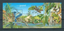 1999 Australia Complete M/Sheet Animals,dieren,tiere Used/gebruikt/oblitere - Blocks & Sheetlets