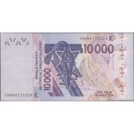 TWN - SENEGAL (W.A.S.) 718Ks - 10000 10.000 Francs 2003 (2019) UNC - West African States