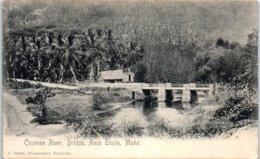 AFRIQUE --  SEYCHELLES --  Cayman River , Bridge, Anse Etoile, Mahé - Seychelles