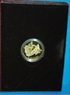 CANADA - 100 DOLLAR GOUD PROOF 1981 - NATIONAL ANTHEM - Canada