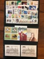 Poland 1997 Complete Year Set With Souvenir Sheets Basic MNH Perfect Mint Stamps. 53 Stamps And 4 Souvenir Sheets - Années Complètes