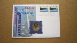 ECU Brief / Letter / Lettre ( N° 30 ) NEDERLAND WATERLAND ( Details > Zie Foto's ) ! - Paesi Bassi