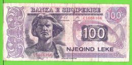ALBANIE / 100 LEKË / 1996 - Albanië