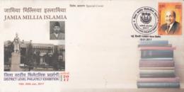 India  2017  Maulana Mohammad Ali Jauhar  Jamia Millia Islamia  Special Cover  # 23562 D Inde  Indien - Islam