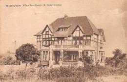 WAEREGHEM - WAREGEM - VILLA RUST ROEST M. VERHEYLESONNE ~ AN OLD POSTCARD #98513 - Waregem