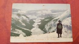 Autriche Tchequie Schneekoppe  Mit Riesengrund -  Max Leipelt - Tsjechië