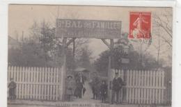 VILLIERS Sur Marne : Le Grand Bal Des Familles  -  Restaurant DECKER. - Villiers Sur Marne