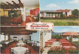 AK Streit Spessart Restaurant Cafe Spessartblick Mechenhard Eschau Schippach Obernburg Erlenbach Wörth Klingenberg Main - Miltenberg A. Main