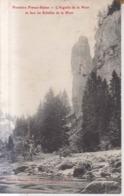 Frontiere Franco Suisse L'Aiguille De La Mort  1907 - Autres