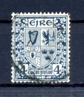 1922-23 IRLANDA N.46 Fil. 1 USATO - Usati