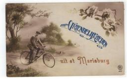 St-Mariaburg  Mijne VRIENDELIJKHEDEN Uit St Mariaburg - Antwerpen