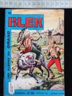 BD Petit Format, Blek  N°89 - Blek