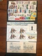 Poland 1998 Complete Year Set With Souvenir Sheets Basic MNH Perfect Mint Stamps. 48 Stamps And 5 Souvenir Sheets - Années Complètes