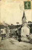 CPA - France - (50) Manche - Pont-Hébert - Sur Le Pont - Other Municipalities