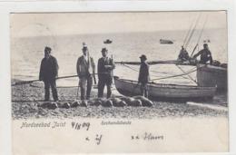 Nordseebad Juist - Seehundseute           (A-123-190410) - Juist
