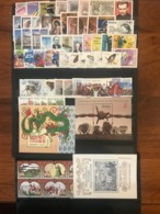 Poland 1999 Complete Year Set With Souvenir Sheets Basic MNH Perfect Mint Stamps. 60 Stamps And 4 Souvenir Sheets - Années Complètes