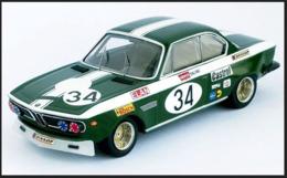 BMW 2800 CS - Broadspeed - John Fitzpatrick - 3rd Salzburgring 1972 #34 - Troféu - Trofeu