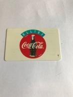 Iceland - Chipcard Coca Cola - IJsland