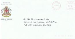 44 - VILLE  DU  CROISIC - Entiers Postaux