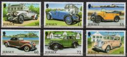 JERSEY 2010 Vintage Cars - Jersey