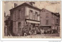 EURE BERNAY HOTEL DU CERISIER ANCIENNE MAISON VEUVE JAMES - Bernay