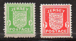 JERSEY 1941 Occupation Issue - Jersey