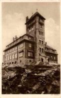 Jeschkenhaus Auf Dem Jeschken Bei Reichenberg * 13. 6. 1926 - Czech Republic