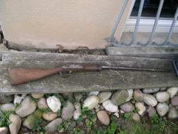 Reste De Mousqueton An 9 , 1 Er Empire - Decorative Weapons