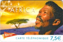 Carte Prépayée - KERTEL   - 7.5 € - Andere Voorafbetaalde Kaarten