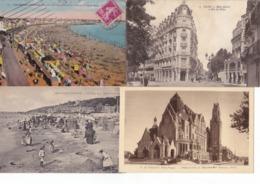 40 CPA  DE FRANCE - Cartoline