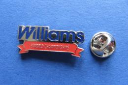 Pin's,voiture,Autosport,WILLIAMS, 8 World Championships - Autres